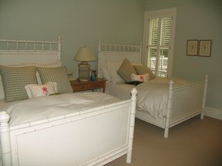 Kiawah Island house photo - First Floor Bedroom - 2