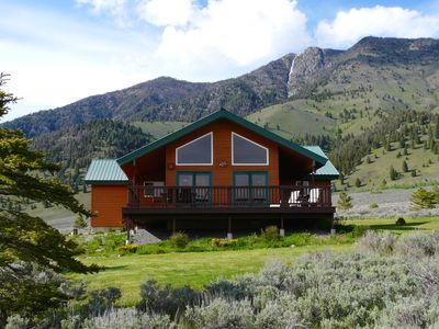 Lakeview Cabin With Great Views Of Henrys Lake Close To Yellowstone Park