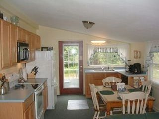 Acadia National Park cottage photo - Kitchen/Dining Area - a very complete kitchen just like at home