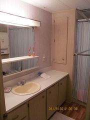 New Port Richey mobile home photo - Guest Bathroom