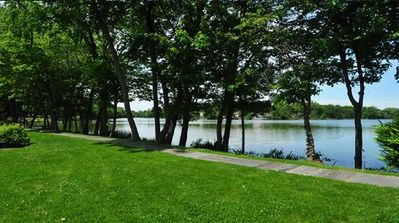 Eastchester townhome rental - View of Lake