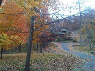 Warwick chalet photo - fall