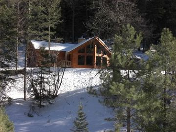 Cloudcroft cabin rental - Family Friendly or secluded get away