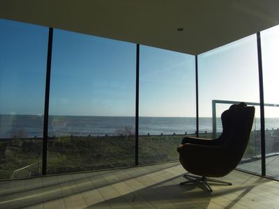Chichester house rental - The view