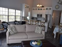 GORGEOUS BEACH HOME! NEWLY DECORATED! Beach and Intra coastal Access.