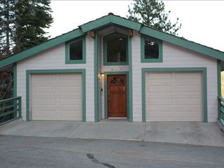 Incline Village house photo - Level to kitchen & living area.Queen Bed room on this level. Groceries