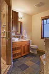 Crested Butte townhome photo - Bath