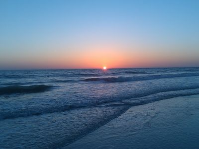 Siesta Key Beach Sunset (just minutes away)
