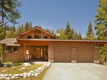 Alpine Meadows house rental - Front Exterior