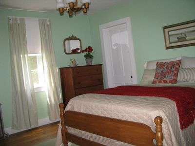 Downstairs Bedroom
