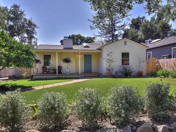 Montecito house rental - Cottage - Well manicured lawn