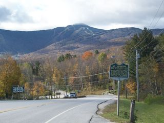 Killington condo photo - Fall