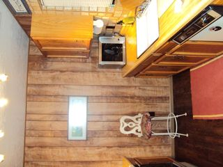 Payson cabin photo - Kitchen