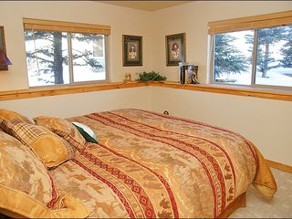 Big Sky townhome photo - Bedroom 2 - Queen