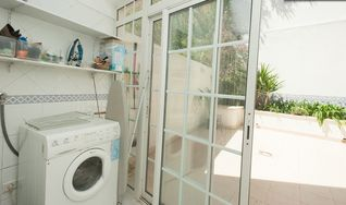 Estoril apartment photo - Washing area (washer and dry cleaner)