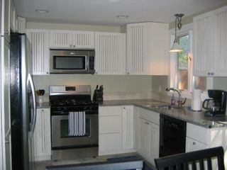 Hyannis - Hyannisport house photo - New Kitchen with Stainless Appliances