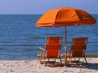 Sanibel Island condo photo - Relax on the beach!!