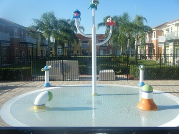 Kid's Splash Pool