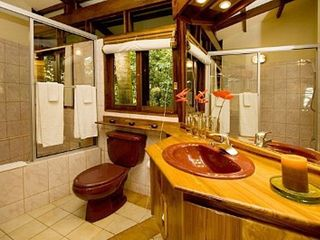 Manuel Antonio bungalow photo - Bathroom