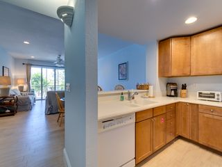 Key Largo townhome photo - Kitchen to living area