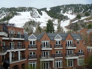 Aspen condo photo - View of Aspen Mountain