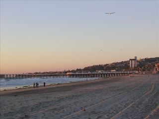 Pacific Beach house photo - Beach, Boardwalk & Restaurants 1 1/2 Blocks Away