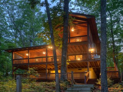2br cabin vacation rental in cherry log georgia 23434 for Vacation cabins north georgia mountains