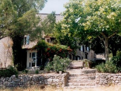 Fayence house rental