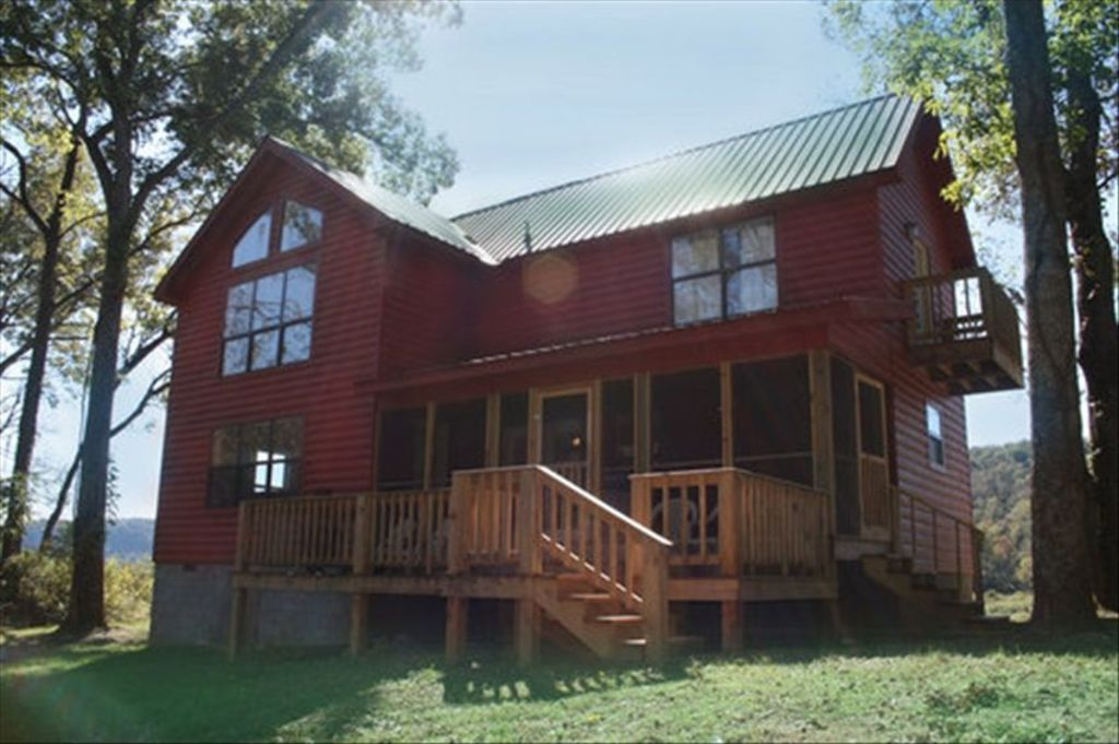 The White River Cabin Vrbo