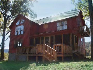 Mountain View cabin rental - The White River Cabin