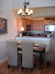 Seabrook Island condo photo - Dining area