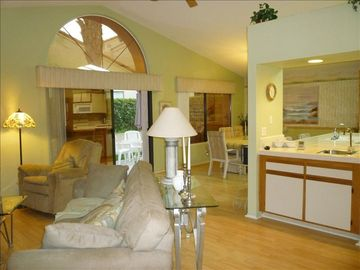 Bermuda Dunes house rental - Lovely, peaceful, quiet, comfortable and enjoyable.