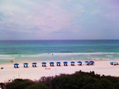 Beautiful Seagrove Beach: Sugar White Sands & Emerald Waters!