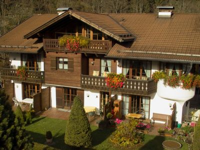 Garmisch-Partenkirchen apartment rental - Holiday apartment 'An der Loisach'
