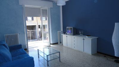 Bright apartment, great location between the lake and the mountains, ideal for families