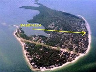 North Captiva Island house photo - SeaBreeze Location on North Captiva Island