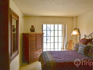 Park City condo photo - Master bedroom with view