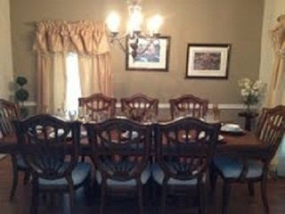 Houston house photo - Formal Dining Room