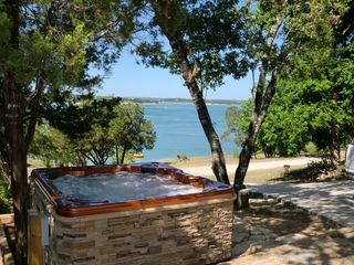 Canyon Lake house photo - Hot Tub With a Beautiful View