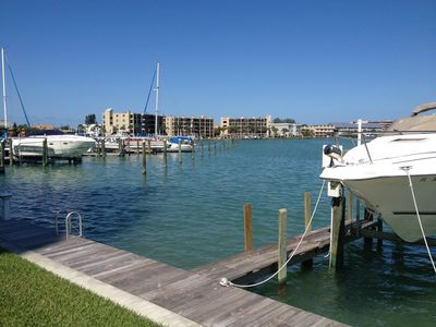 Our community includes a full Marina with boat slips available for rent