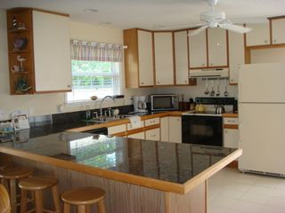 Oak Island cottage photo - Kitchen