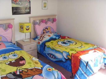 Themed Twin Bedroom