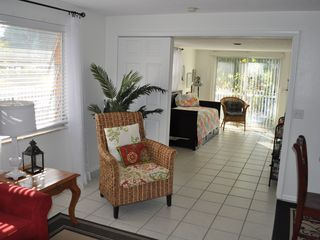 Holmes Beach house photo - Open floor plan with lots of Florida sunshine