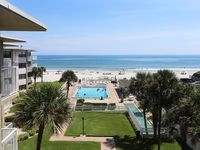 Brand New Beautifully Remodeled (Unit #402) - Directly on the Beach