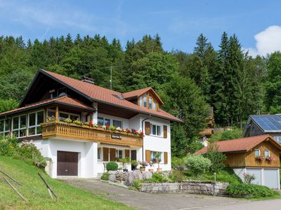 3 person holiday residence on the ground floor in the beautiful Black Forest.