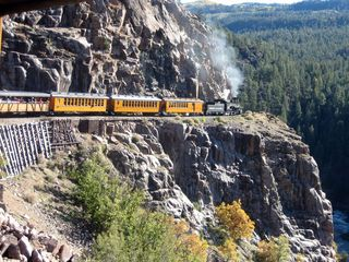 Durango house photo - Durango Silverton Narrow Gauge Railroad