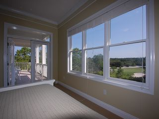 Fort Morgan property rental photo - Also enjoy the view of the 8th green from your bed with access to the balcony!!