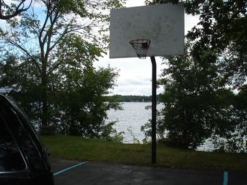 Great basketball court