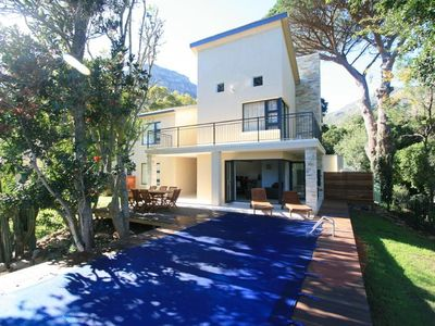 Hout Bay villa rental - External View