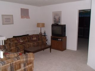 Gravois Mills house photo - Loft area, TV with DVD player and original Nintendo game system